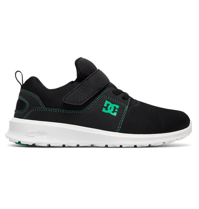 0 Boy's 8-16 Heathrow EV Shoes Black ADBS700061 DC Shoes
