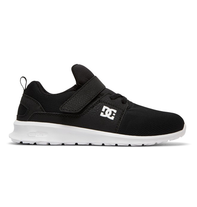 0 Heathrow EV - Elastic-Laced Shoes for Boys Black ADBS700061 DC Shoes