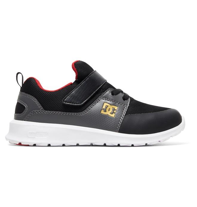 0 Niños Zapatos EV Prestige Heathrow Negro ADBS700064 DC Shoes