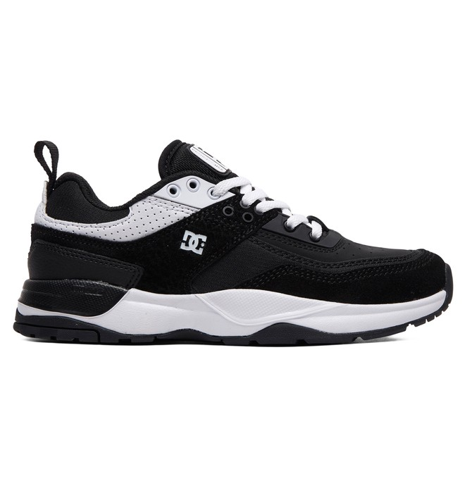 0 Boy's 8-16 E.Tribeka Shoes Black ADBS700075 DC Shoes