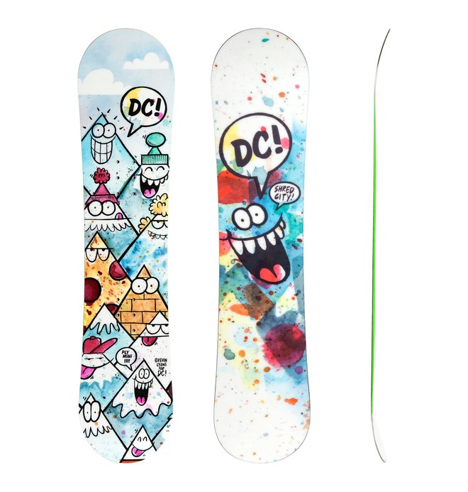 0 Ply Mini - Snowboard  ADBSB03000 DC Shoes