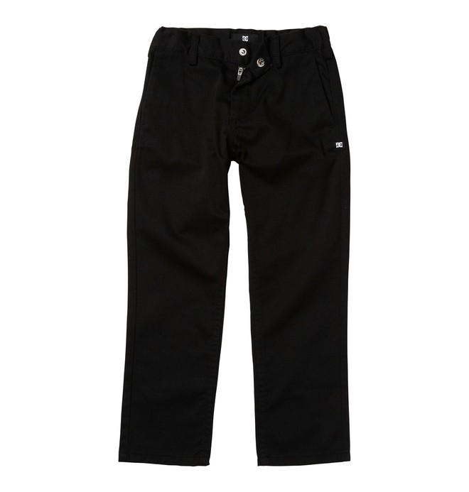0 Kid's DC Worker Pants  ADBWP00002 DC Shoes