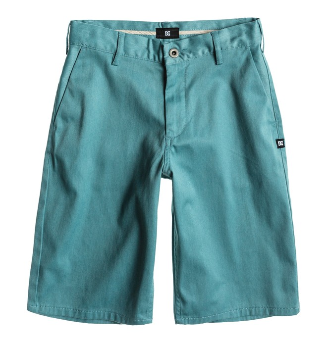 0 Boy's DC Worker Shorts  ADBWS00004 DC Shoes