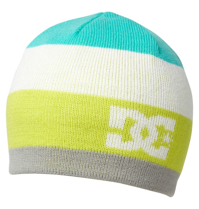 0 Girl's Anthony Reversible Beanie  ADGHA00000 DC Shoes