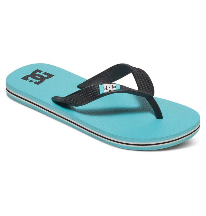 0 Girl's Spray Flip Flops  ADGL100007 DC Shoes
