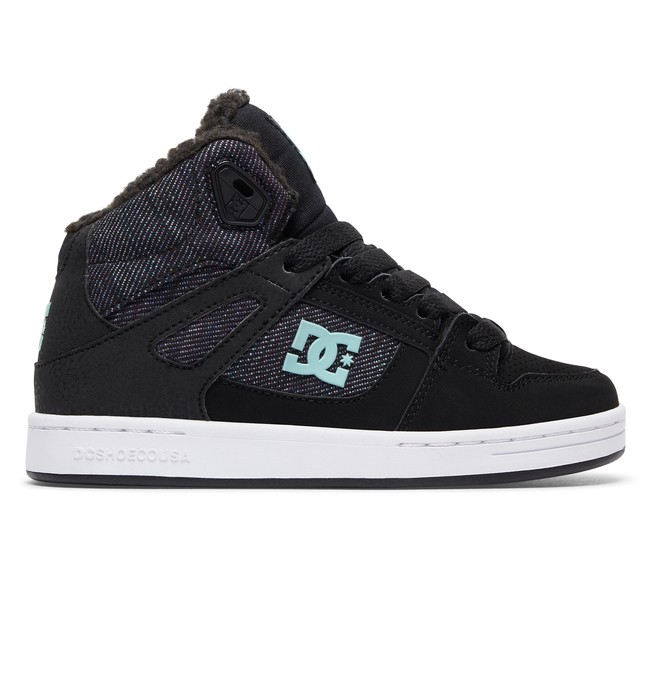 0 ReboundWNT - Scarpe alte Winterized Multicolor ADGS100075 DC Shoes