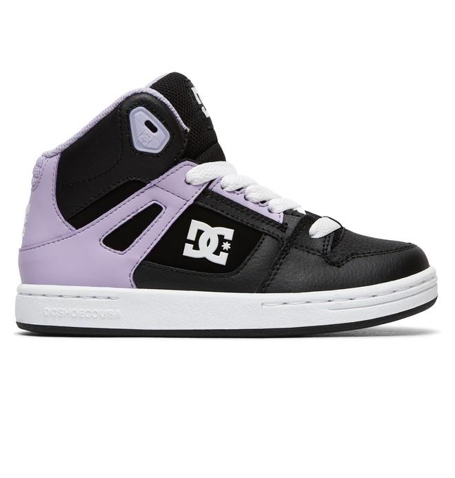 0 Pure - High-Top Shoes Black ADGS100081 DC Shoes