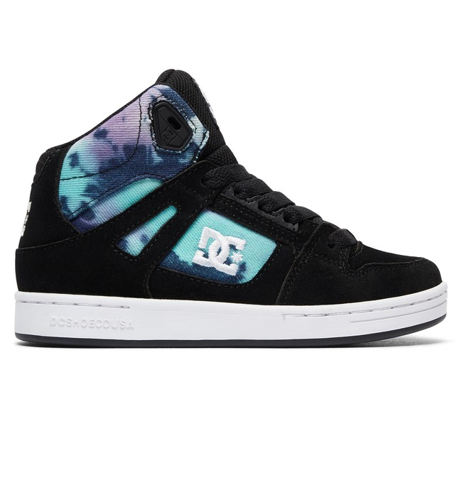 0 Rebound SE - Zapatillas de bota alta  ADGS100204 DC Shoes