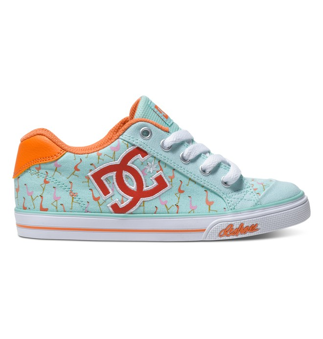 0 Chelsea Graffik - Low-Top Shoes for Girls  ADGS300001 DC Shoes