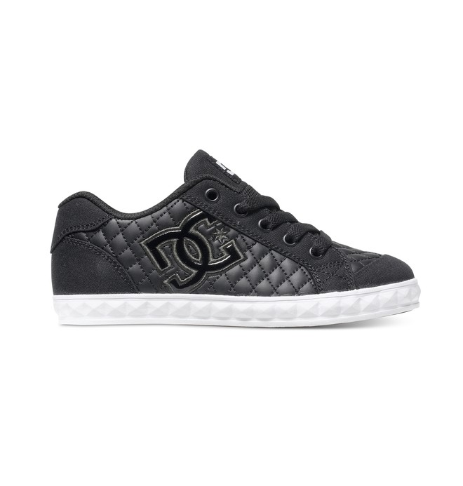 0 Girl's Chelsea Stud Shoes  ADGS300024 DC Shoes