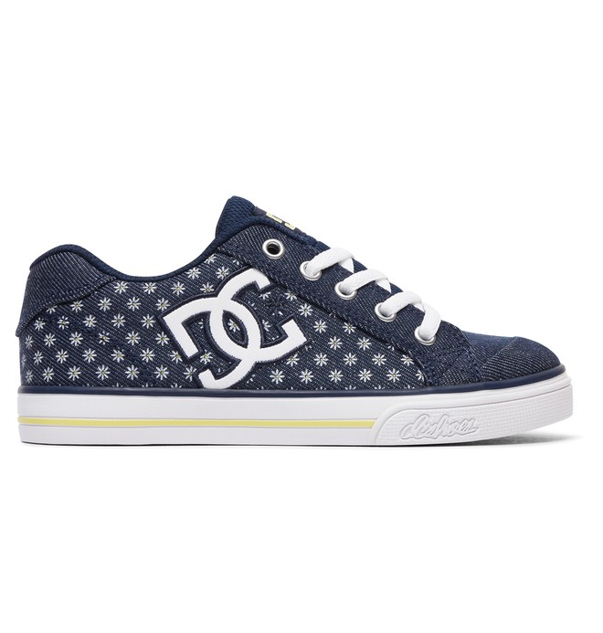 0 Chelsea TX SP - Shoes for Girls Green ADGS300054 DC Shoes