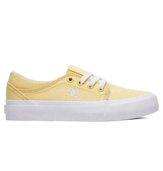 0 Girl's 8-16 Trase TX SE Shoes Orange ADGS300060 DC Shoes
