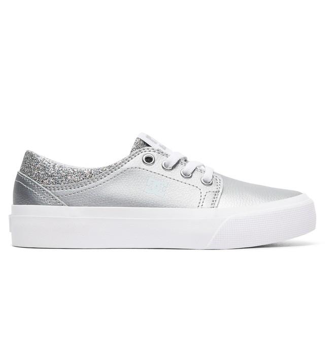 0 Girl's 8-16 Trase SE Shoes Black ADGS300065 DC Shoes