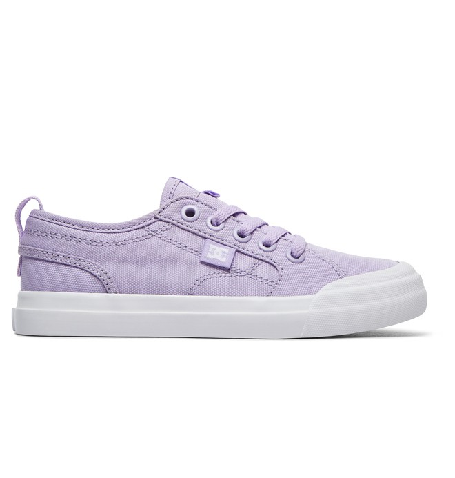 0 Evan TX - Shoes for Girls Purple ADGS300067 DC Shoes