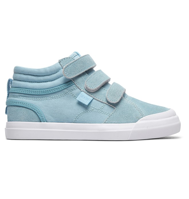 0 Evan HI V - Zapatillas Altas para Chicas  ADGS300073 DC Shoes
