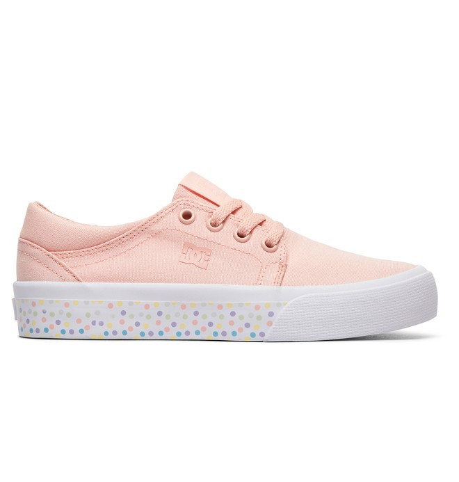 0 Kid's Trase TX SP Shoes Pink ADGS300079 DC Shoes
