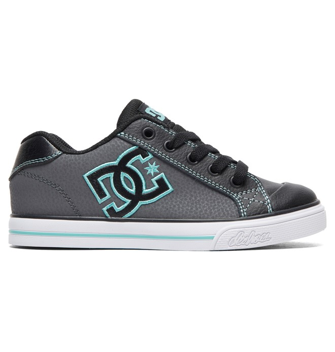 0 Girl's 8-16 Chelsea Shoes Black ADGS300080 DC Shoes