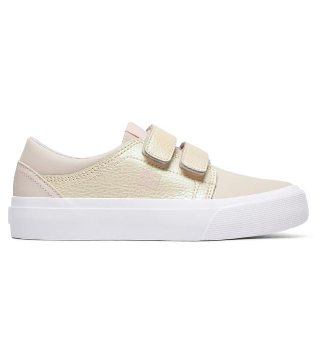 0 Girl's 8-16 Trase V SE Shoes Pink ADGS300082 DC Shoes