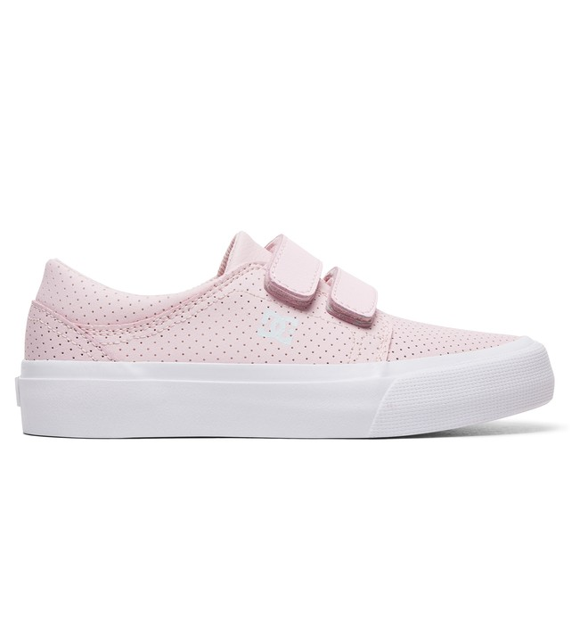 0 Girl's 8-16 Trase V SE Shoes Pink ADGS300082 DC Shoes