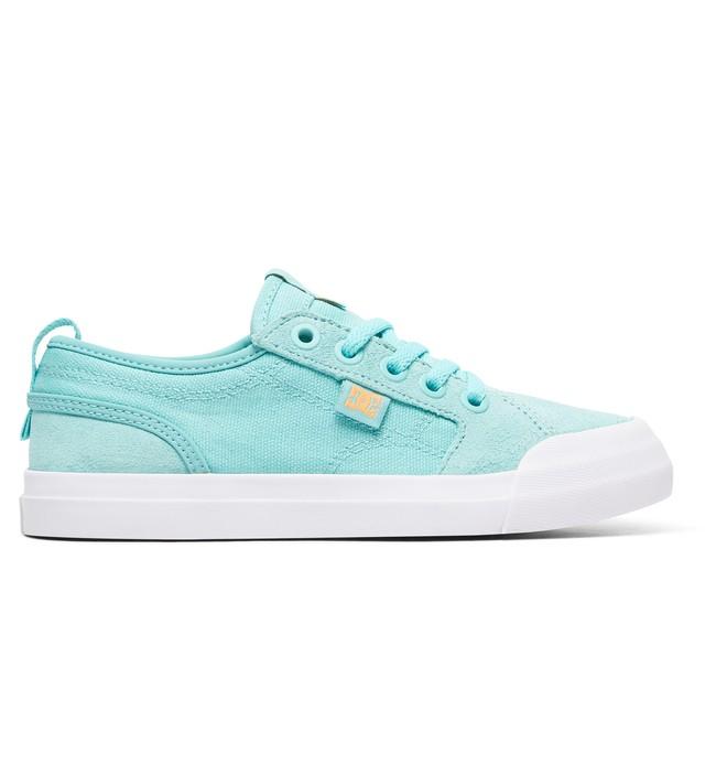 0 Girl's Evan Shoes Blue ADGS300086 DC Shoes