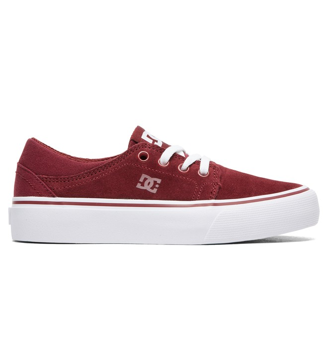 0 Trase - Baskets pour Fille Rouge ADGS300087 DC Shoes