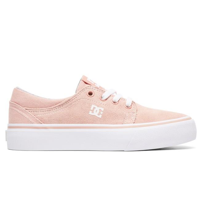 0 Girl's 8-16 Trase Shoes Orange ADGS300087 DC Shoes