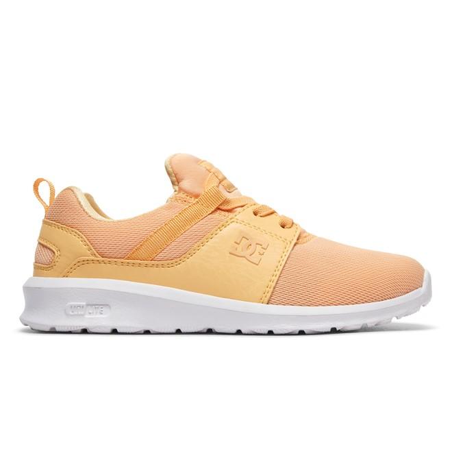 0 Heathrow - Baskets à lacets élastiques pour Fille Rose ADGS700020 DC Shoes