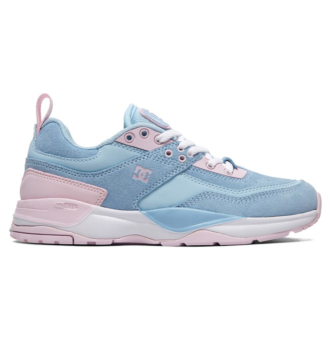 0 Girl's 8-16 E.Tribeka Shoes Blue ADGS700026 DC Shoes
