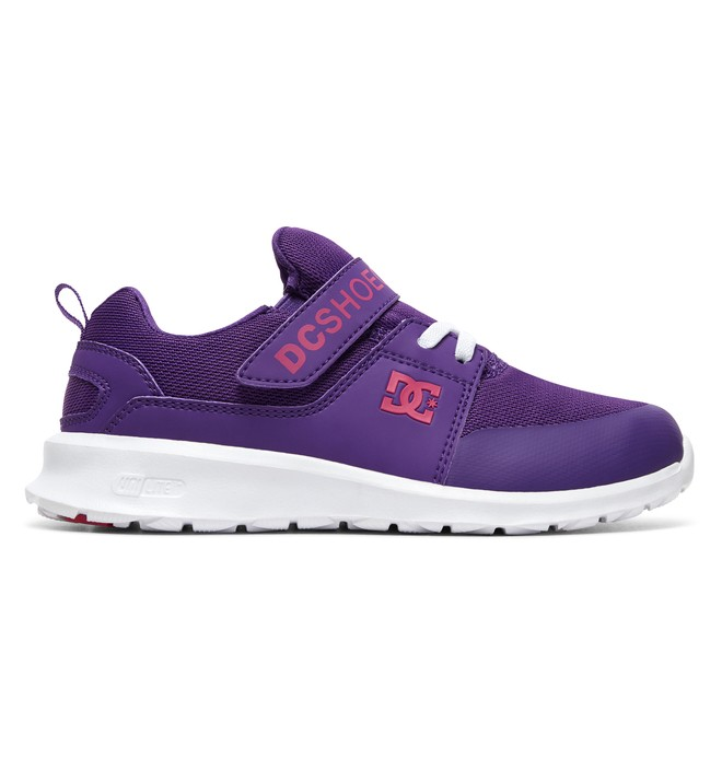 0 Zapatos Niñas 8-16 Heathrow Prestige SE Morado ADGS700027 DC Shoes
