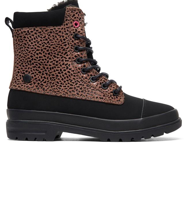 0 Women's Amnesti WNT Winter Boots Orange ADJB300010 DC Shoes