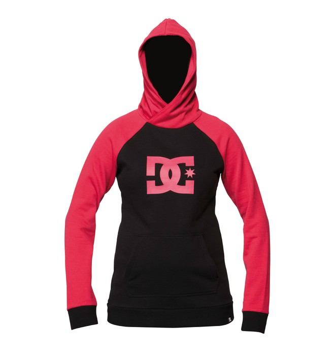 0 Women's All Star Pullover Hoodie  ADJFT00031 DC Shoes