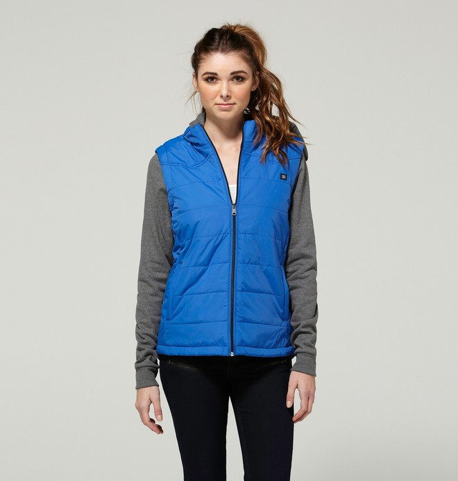 0 Women's Topeka Jacket  ADJJK00004 DC Shoes