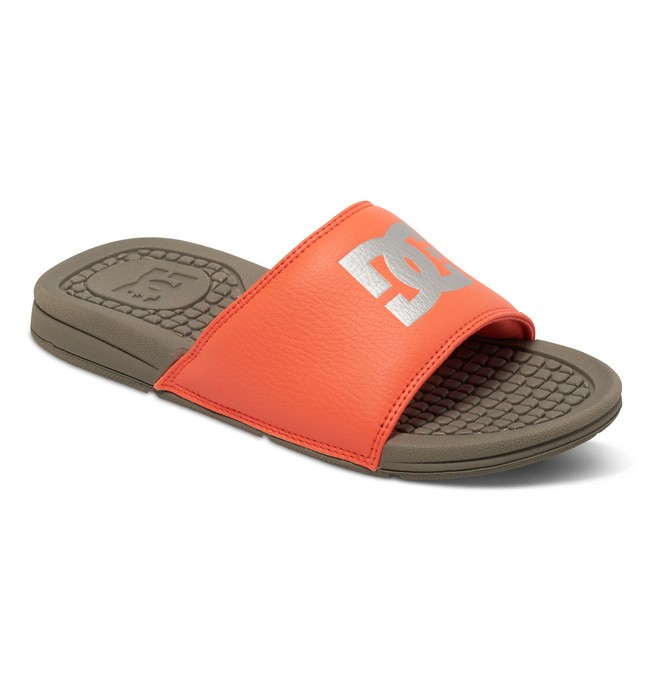 0 Women's Bolsa Slide Sandals  ADJL100007 DC Shoes