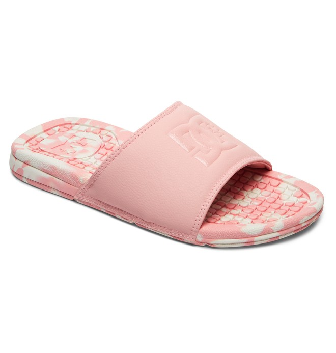 0 Women's Bolsa LE Slider Sandals  ADJL100015 DC Shoes