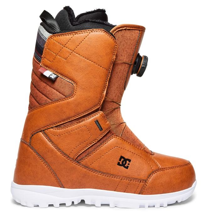 0 Search - Botas de snowboard con sistema de cierre BOA Marron ADJO100013 DC Shoes