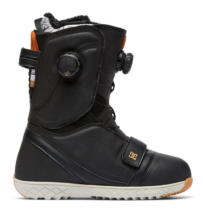 0 Women's Mora BOA Snowboard Boots Black ADJO100014 DC Shoes