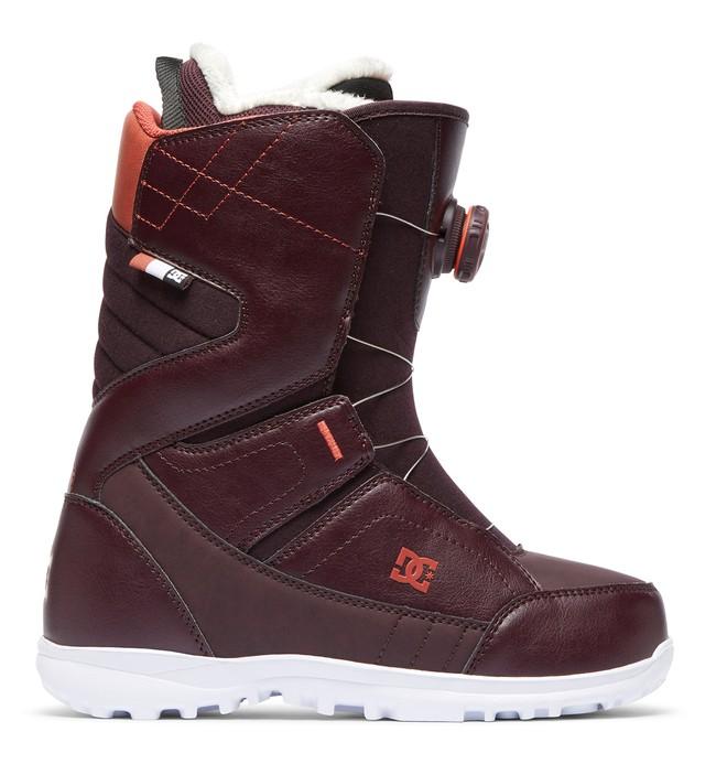 0 Search - Boots de snow BOA pour Femme Violet ADJO100015 DC Shoes