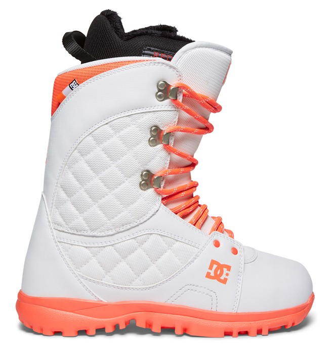 0 Women's Karma Lace Up Snowboard Boots  ADJO200011 DC Shoes