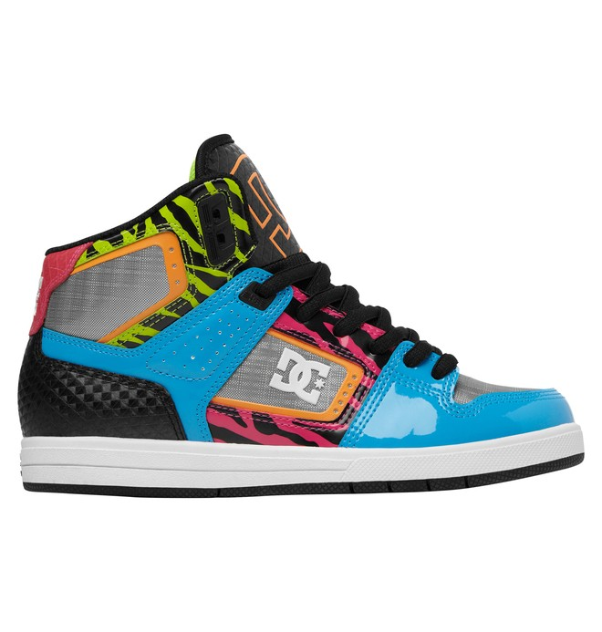 0 DESTROYER HI SE  ADJS100001 DC Shoes
