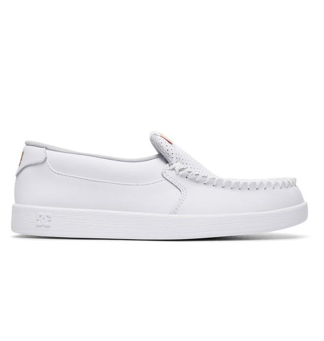0 Women's Villain SE Slip On Shoes Orange ADJS100002 DC Shoes