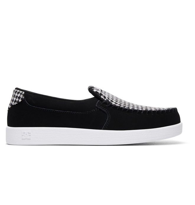 0 Women's Villain SE Slip On Shoes  ADJS100002 DC Shoes