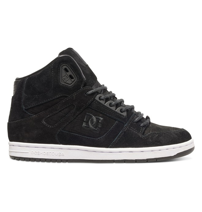 0 Women's Rebound XE High Top Shoes  ADJS100062 DC Shoes
