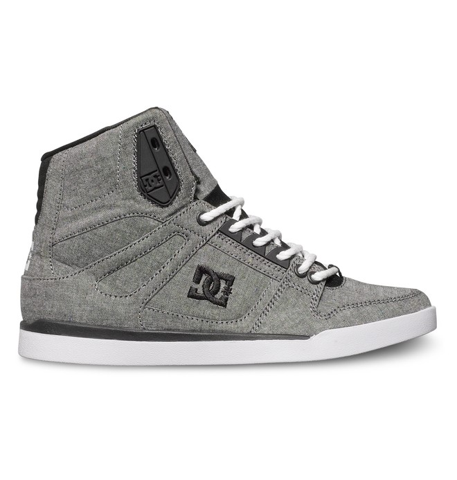 0 Rebound Slim High TX Se  ADJS100063 DC Shoes