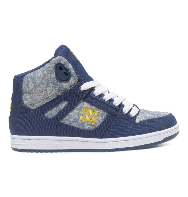 0 Rebound High TX SE - High-Top Shoes for Women  ADJS100065 DC Shoes