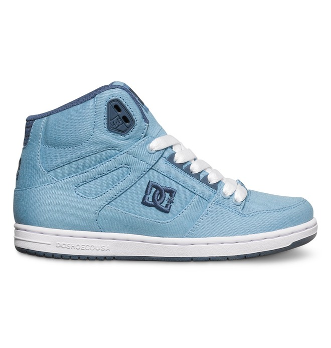0 Women's Rebound High TX High Top Shoes  ADJS100067 DC Shoes