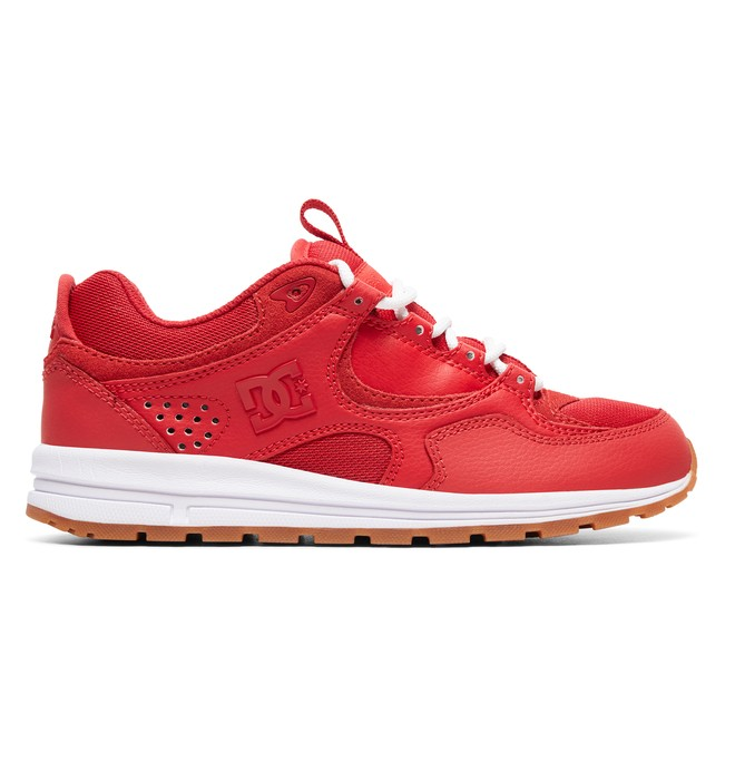0 Women's Kalis Lite Shoes Red ADJS100081 DC Shoes