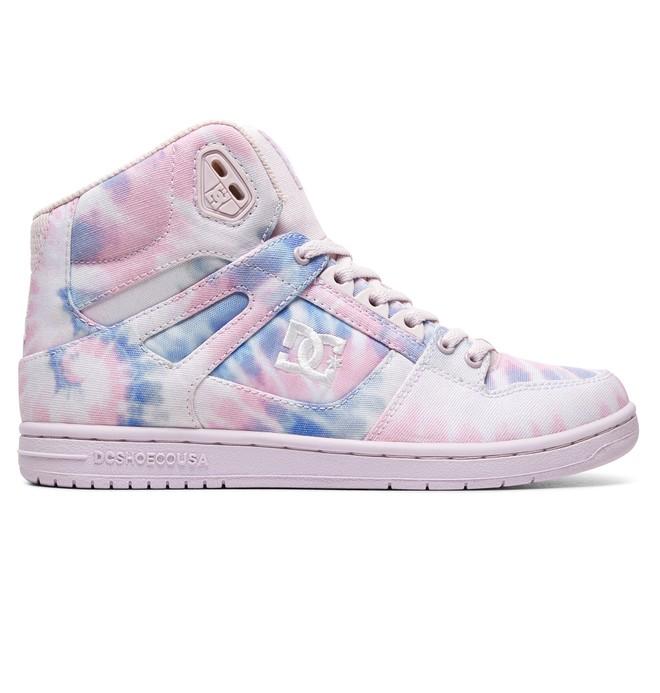 0 Pure TX SE - Chaussures montantes pour Femme Bleu ADJS100115 DC Shoes