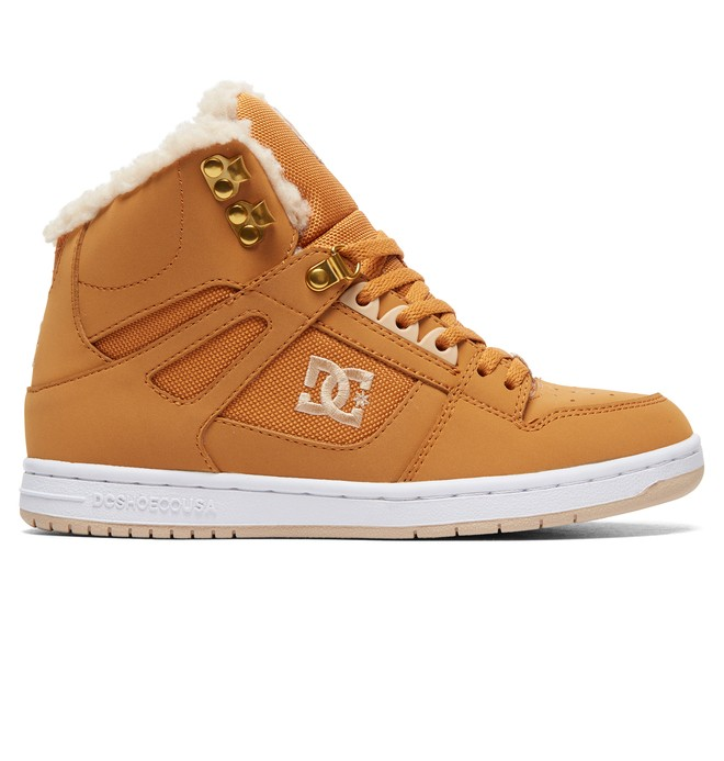 0 Women's Pure WNT Winter High-Top Boots  ADJS100117 DC Shoes