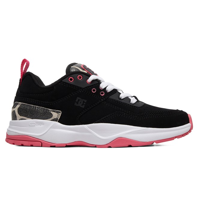 0 Women's E.Tribeka SE Shoes Black ADJS200015 DC Shoes