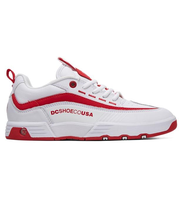 0 Legacy 98 Slim Shoes White ADJS200022 DC Shoes